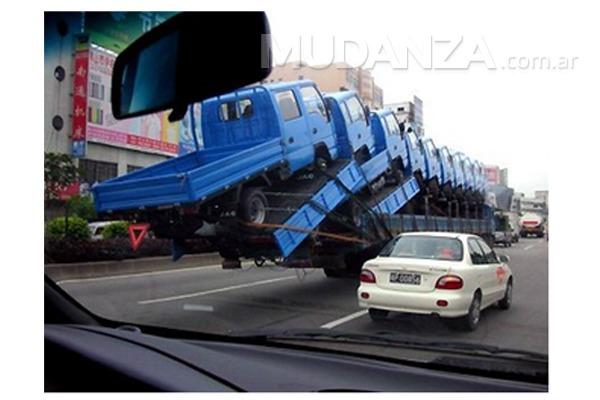 Restricción a la circulación de camiones en la segunda quincena de febrero